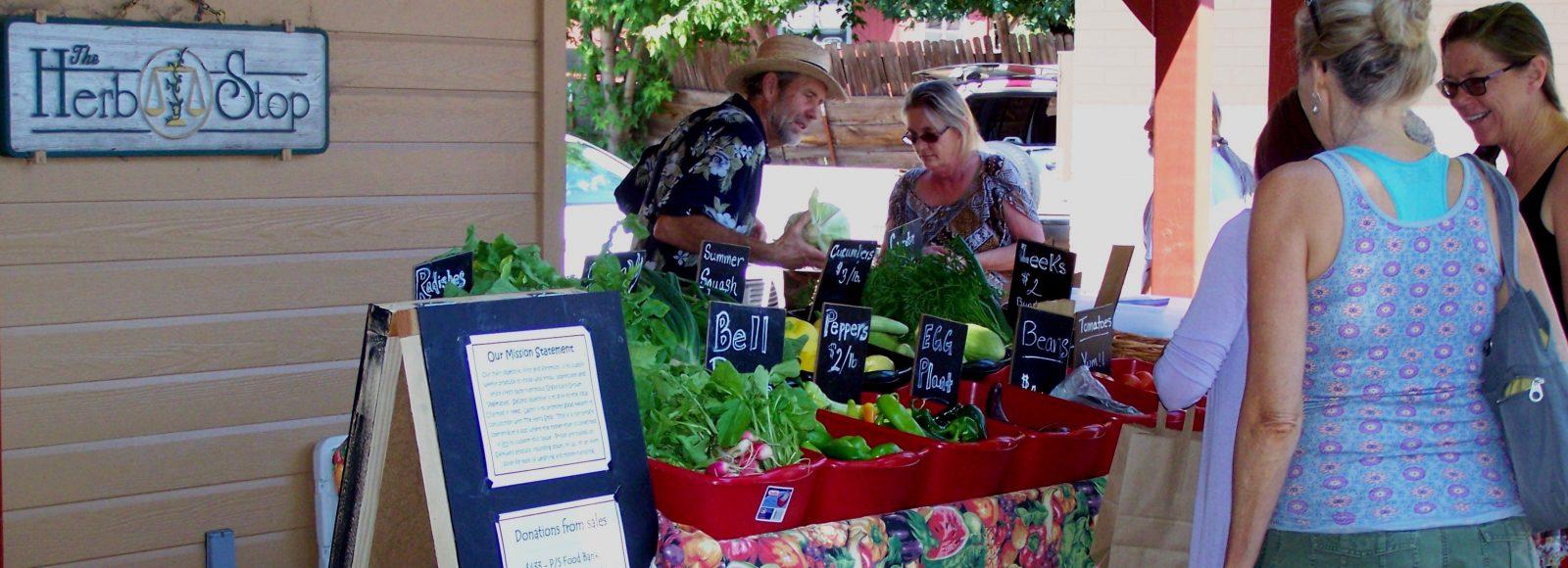 Pine Farmers Market